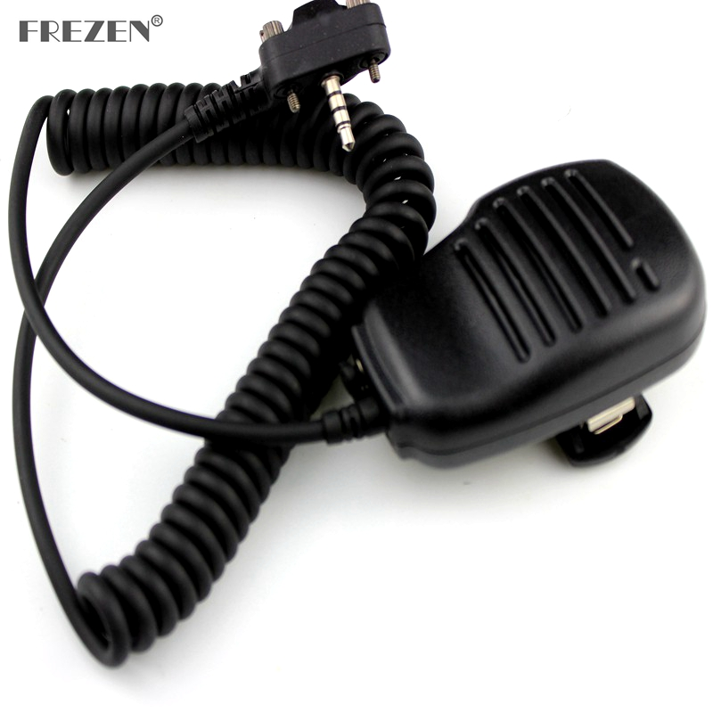 Shoulder Speaker Microphone For Vertex Standard VX210 VX228 VX230 VX231 VX298 VX300 VX350 VX351 VX354 VX400 VX410 Two Way Radio