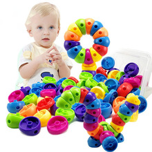 New Colorful Educational Water Pipe Building Blocks Toys For Children DIY Assembling Pipeline Tunnel Block Model Toy Kids