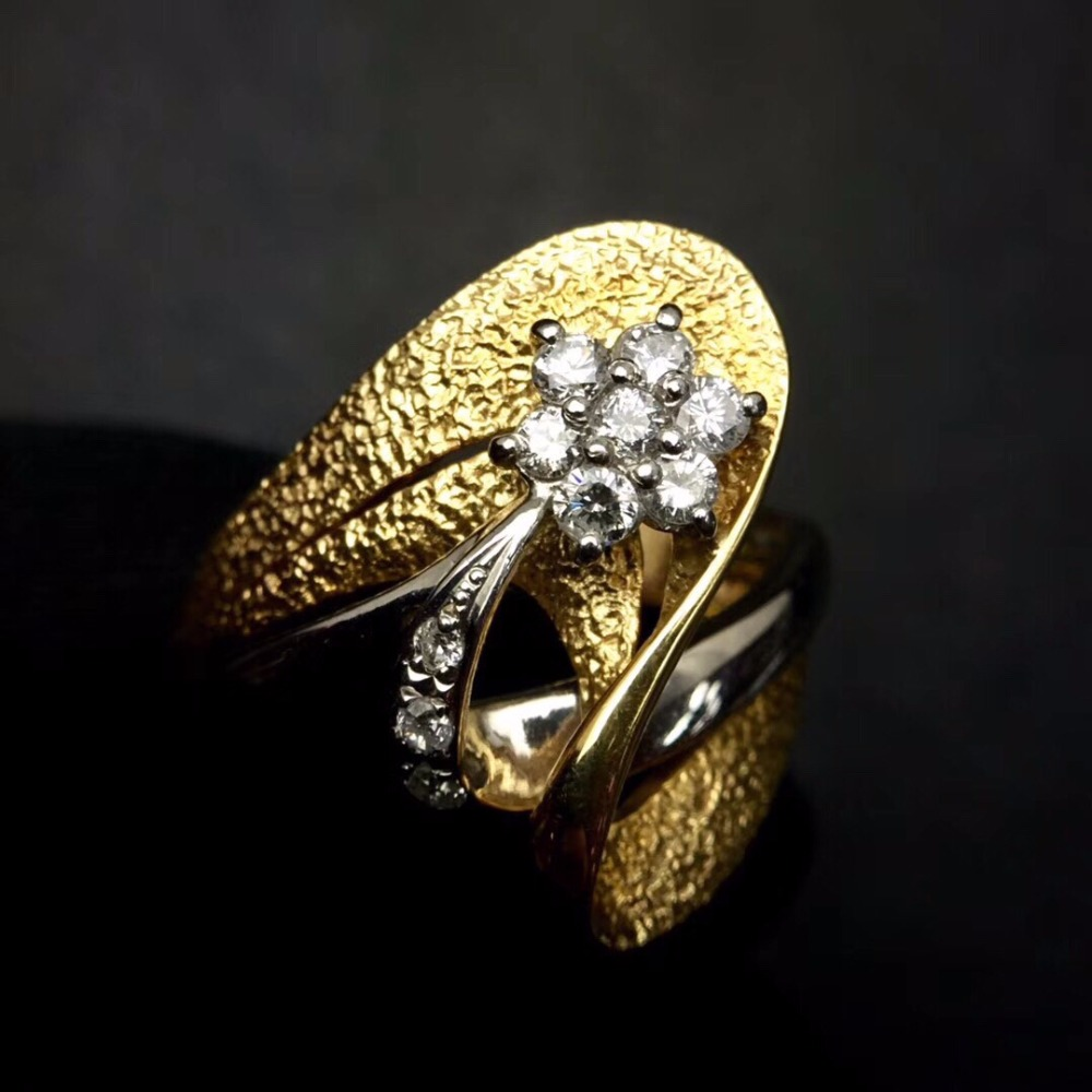 Diamond Ring 0.31ct Pure Pt900 Real Platinum Gold 100% Natural White Diamonds Jewelry Females Wedding Engagement Males RingsDiamond Ring 0.31ct Pure Pt900 Real Platinum Gold 100% Natural White Diamonds Jewelry Females Wedding Engagement Males Rings