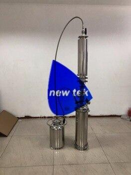 2LB Top Füllen Butan Geschlossen Schleife Dunst w/Lösungsmittel Recovery Tank Komplette System