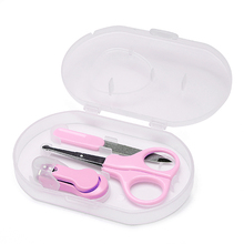 Nail and Hair Grooming Kit for Infants and Newborns