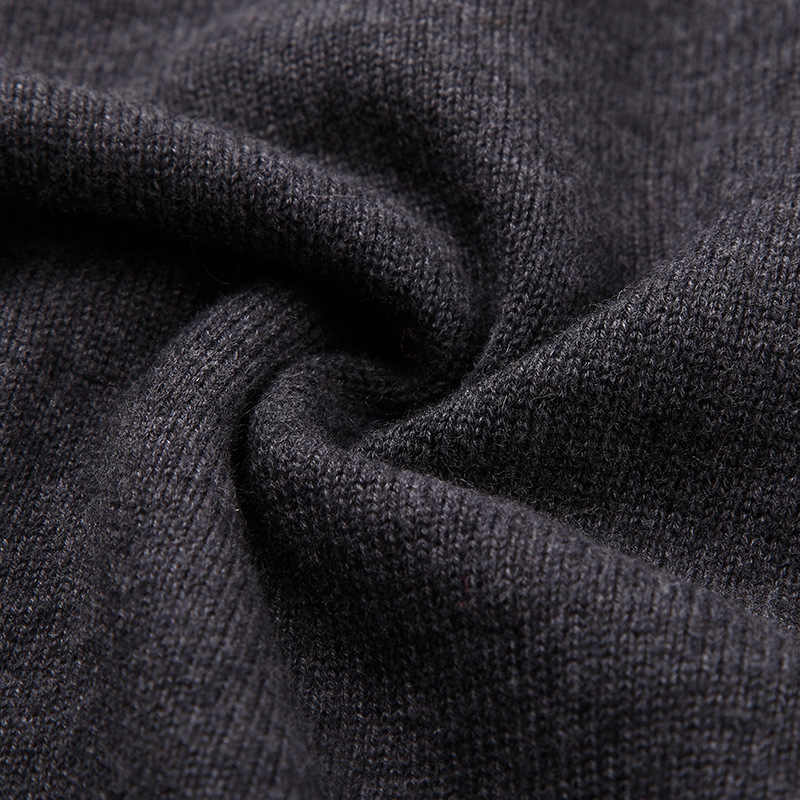 MRMT 2019 marka jesień/zima swetry męskie golf z kaszmiru czysty do męski sweter sweter kurtka