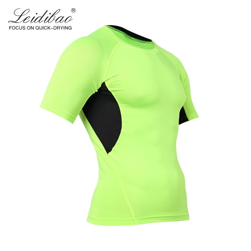 Aliexpress com : Buy outdoor Running T shirt summer training slim quick dry  sport clothing men athletic apparel manufacturers short sleeve t shirt