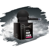 Keratin Haar Faser Pulver Spray Applikator Düse Pumpe Für Haar Faser Spray Gel 12g 25g Nutzung Werkzeug Bequemlichkeit