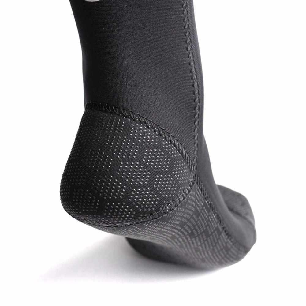 1 paar 3mm Zwemmen Boot Sokken Scuba Wetsuit Neopreen Duiken Sokken Voorkomen Krassen Opwarming Snorkelen Sokken