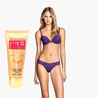 100% weight loss Ginger massage oil 60g, Easy absorption lose weight oil and fat burning body cream Anti-Cellulite gel thin Body Body Self Tanners & Bronzers