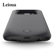 Leioua New 5000mah Battery Charger Case For Samsung Galaxy S9 S8 Plus Power Bank Cover For Samsung Note 8 Note 9 Battery Case