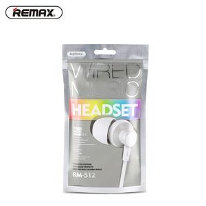 Image 5 - מקורי רימקס 512 אוזניות Wired אוזניות רעש ביטול אופנה ב אוזן אוזניות עבור iPhone Xiaomi נייד טלפון PS4