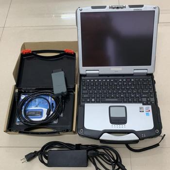 vas pc vas scan tools 5054a with oki full chip odis 5.13 newest software installed well in laptop cf30 ram 4g ready to use