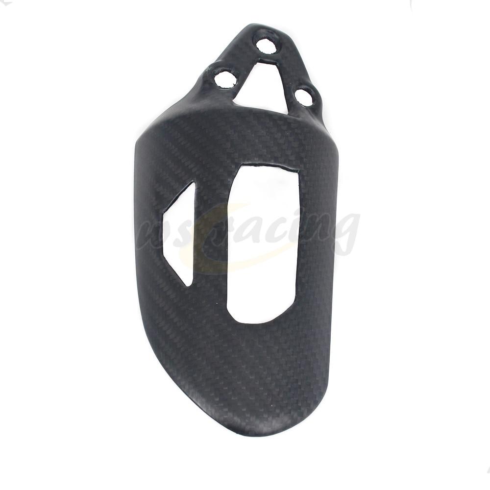 Ducati 899 959 1199 1299 Suspension Shock Fork Cover Guard Fairing Carbon Fiber