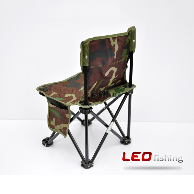 folding chair nylon fold up cushion free shipping 2018 hot sale camouflage portable fishing chairs stool leisure outdoor camping steel in from sports