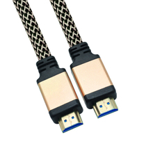 Get more info on the New Zinc alloy 4K*2K HDMI 2.0 Cable HDMI to HDMI Cable HDMI Ethernet Cable for PS3 Projector HDTV LCD TV box Computer laptop