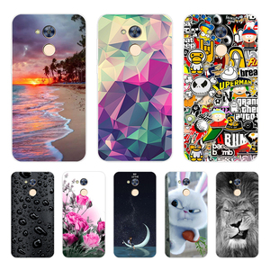 For Huawei Honor 6A Case Cover Soft Silicone Patterned Honor 6A Phone Protective Back Case For Huawei Honor 6A 6 A Cases Bumper(China)