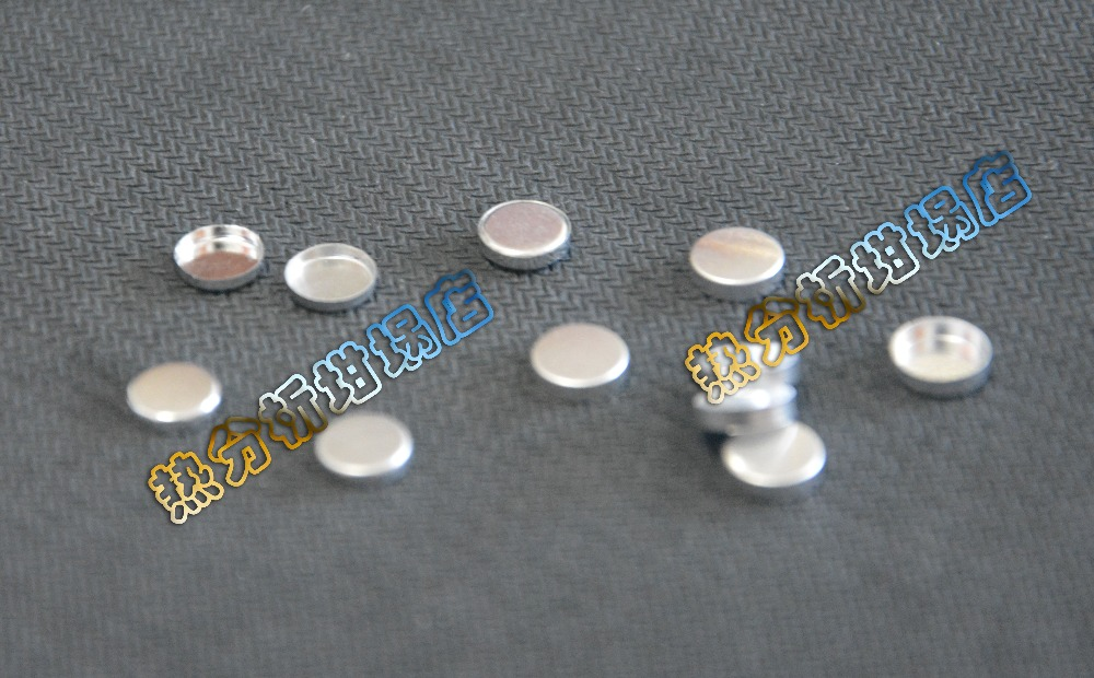 TA/ Aluminum /Q10 Aluminum Crucible/Solid/ Thermal Analysis Crucible/DSC Aluminum Crucible