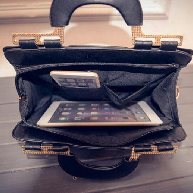 Women Patches Handbag