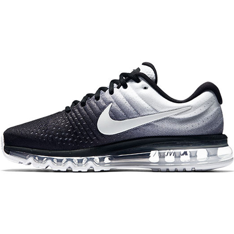 pretty nice e60aa 63d84 Original Official Nike Air Max 2017 Breathable Men's Running Shoes Sports  Sneakers Winter Sneakers Air Cushion Shoes Outdoor