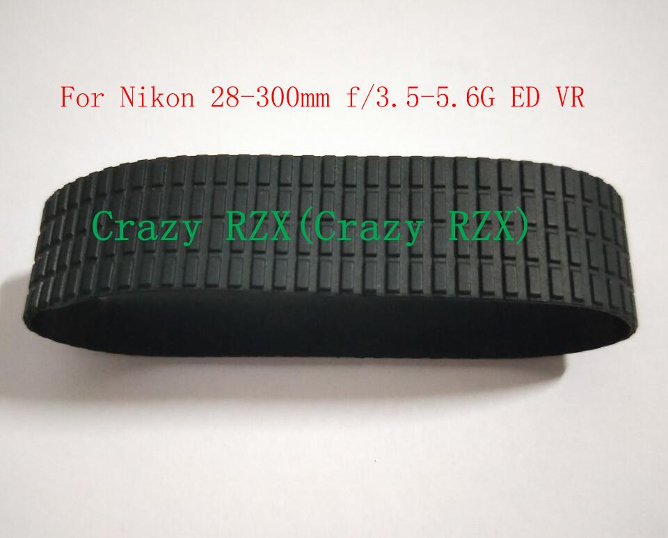 Zoom Rubber Ring Grip Rubber Repair Part Camera Replacement for Nikon AF-S NIKKOR 28-300mm f//3.5-5.6G ED VR Lens