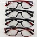 Alta calidad TR90 hombres mujeres de las lentes de la miopía marcos TR90 moda ópticos con lente Eyewear marcos de los vidrios 2327