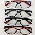 High Quality TR90 Men Women's Myopia Eyeglasses Frames Fashion TR90 Optical Eye Glasses With Lens Eyewear Glasses Frames 2327