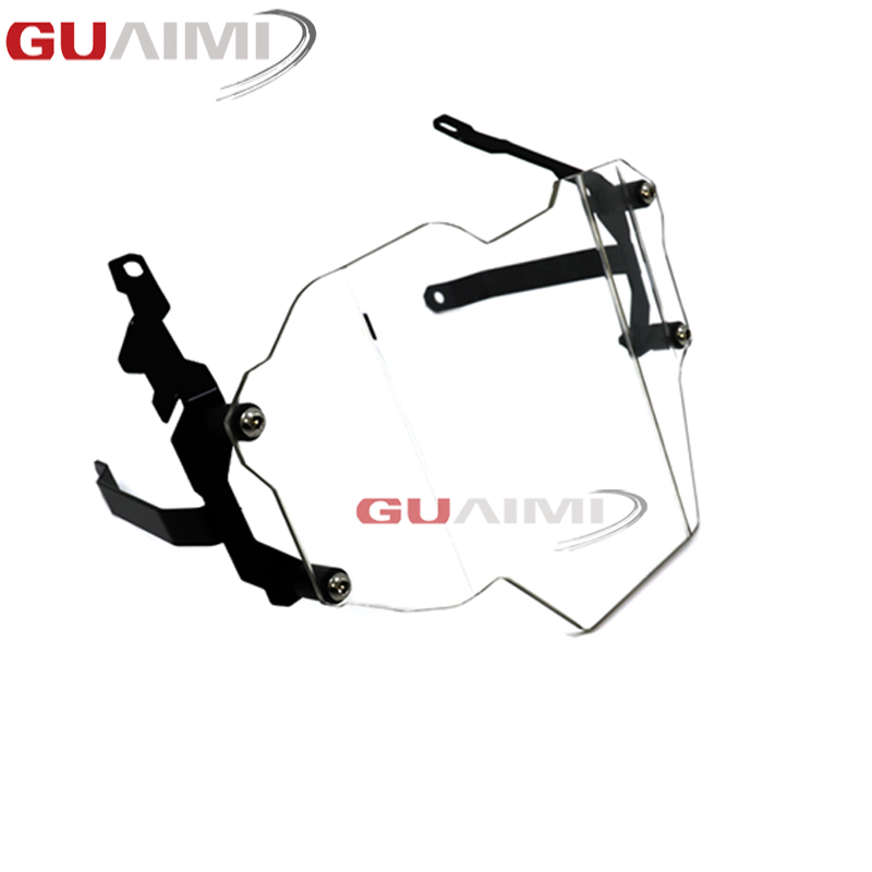 Motorcycle Prevent loss clear Headlight Grille Guard Cover Protector For BMW R1200GS LC R1200GS ADV 2013-2017 r1200gs motorcycle headlight grill guard cover protector for bmw r 1200 gs r1200gs adv adventure r 1200gs 2012 2016