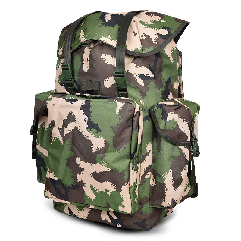 цена на Military Tactical Backpack Rucksack Climbing Bag Outdoor Cycling Bag with MOLLE Webbings Sports Camping Travel Hiking Bag T0087