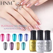 Hnm 8 мл шику лак для ногтей неоновые лаки для ногтей, уф-лампы для ногтей лак Vernis a ongle Nagell Vernis Стационарная База Top Coat(China (Mainland))