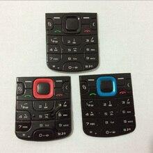 Синий/красный/черный Цвет oiginal ymitn Корпус чехол Клавиатуры клавиатур Пуговицы для Nokia 5320