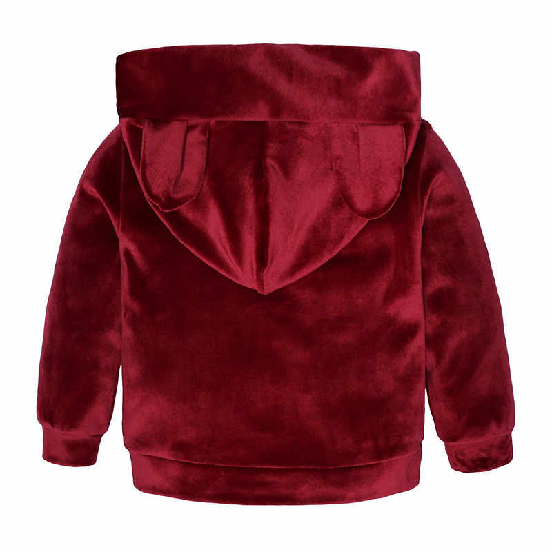 6dff70df1299f 2018 autumn and winter girls boys clothes children's clothing new year  costume casual wear girl suit