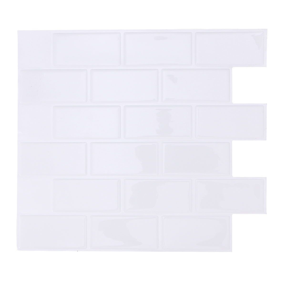 Self Adhesive Wall Tile Removable Waterproof Peel and Stick ...