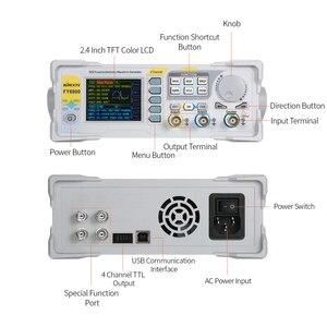 Image 2 - Kkmoon高精度dds 20 デジタルデュアルチャンネル信号パルス発生器 250msa/sの周波数計ファンクションジェネレータ
