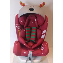 Merry Christmas!360degrees Rotate Safety Car Seat Passed ECE R44/04 for 0-36kg Baby arrivals 1 36kg