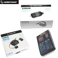 Hobbywing EzRun Max8 V3 Waterproof Brushless ESC T TRX Plug 4274 2200KV Motor LED Programing Card