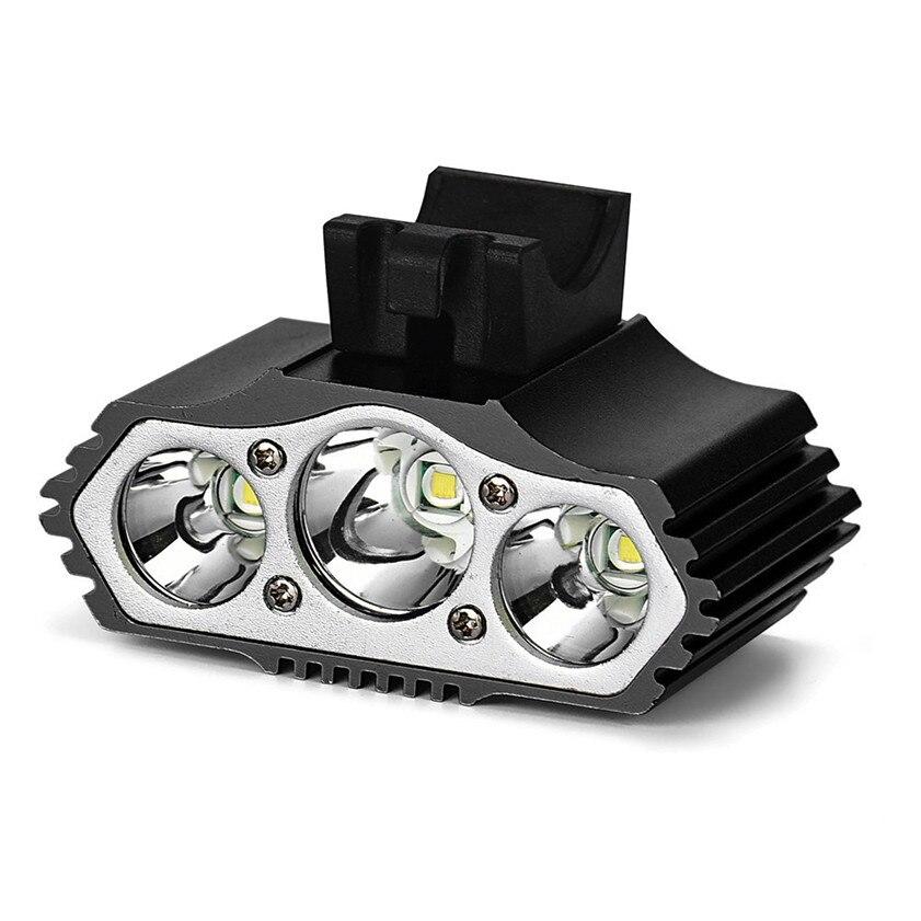 High Quality 12000 Lm 3 x XML T6 LED 3 Modes Bicycle Lamp Bike Light Headlight