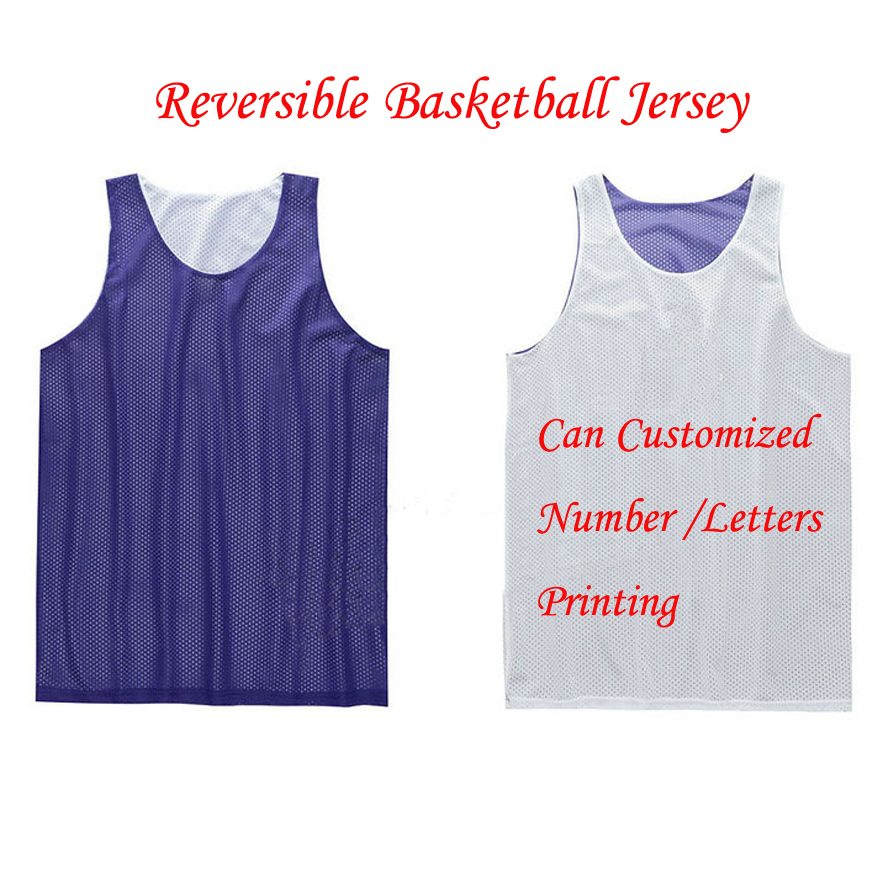 Купить с кэшбэком SPORTSHUB Anti-pilling Breathable Basketball Jerseys Polyester Anti-wrinkle College Basketball Jerseys Customized Prints SAA0003