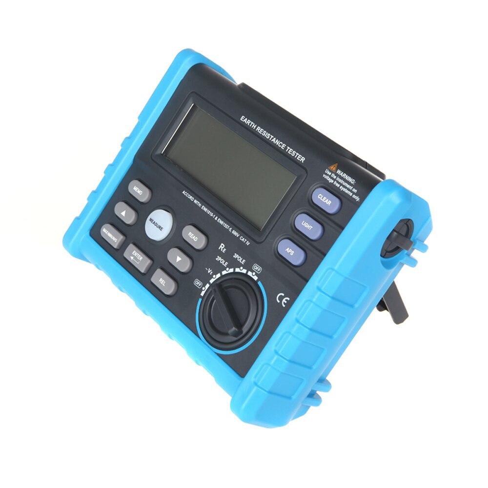 Uni T Ut136c Genggam Suhu Multimeter Digital Ac Voltmeter Dc Volt Meter Atau Pengukur Aki Keren Gananti Air Lg Earth Resistance Tanah Pengukuran Tegangan 2 3 Tiang