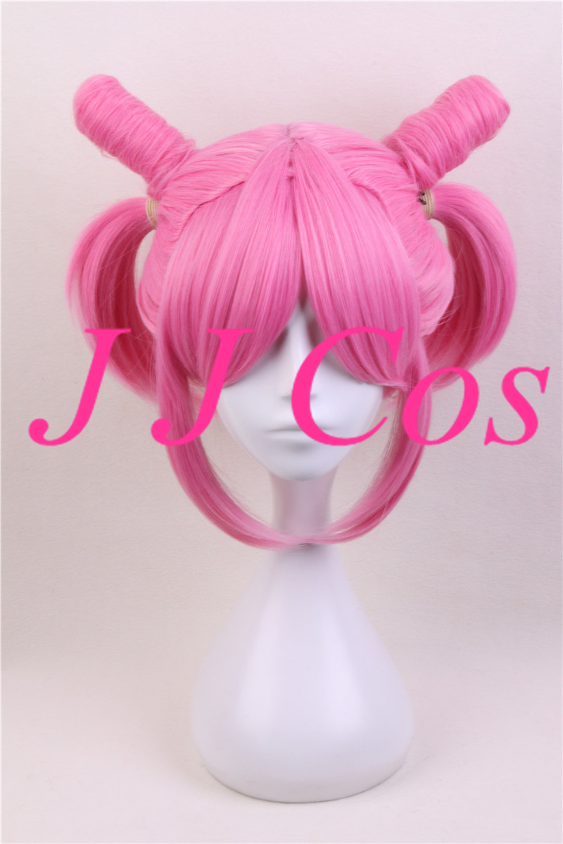 Sailor Moon Chibimoon Chibi Usa Water Pink Cosplay Costume Accessory Women Girls' Party Hair