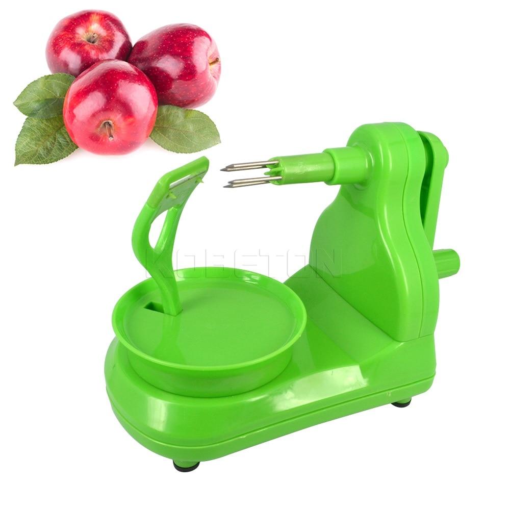 1 pz verde pratico manuale di frutta sbucciatore creativo casa ...