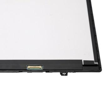 13.3 Pollici Per Xiao Mi Mi Notebook Air IPS LCD SCHERMO A LED Display A Matrice Di Vetro Assembly + Frame LQ133M1JW15 N133HCE-GP1 LTN133HL09