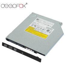 DeepFox Superdrive DVD CD RW горелка Писатель 9,5 мм Внутренний SATA Оптический Дисковод ноутбук флеш-карта для ноутбука DVD горелка Писатель
