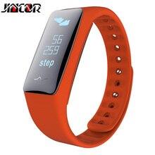 V3S Смарт Браслет Водонепроницаемый пульсометр часы измерять кровяное давление Спорт Шагомер вибрации будильник Smart запястье