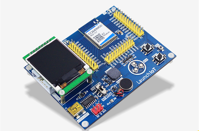 цена CC2640 development board suite CC2640R2F CC2650 BLE Low power bluetooth 5.0 Bluetooth development board exceed CC2541 BLE Demo