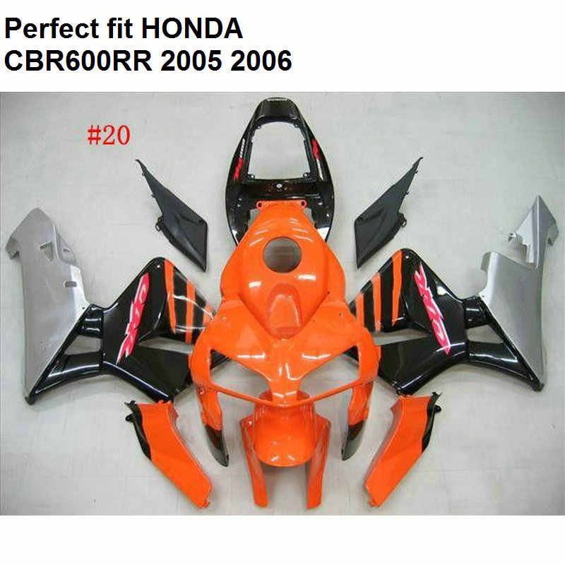 Detail Feedback Questions About Injection Molded Fairing For Honda