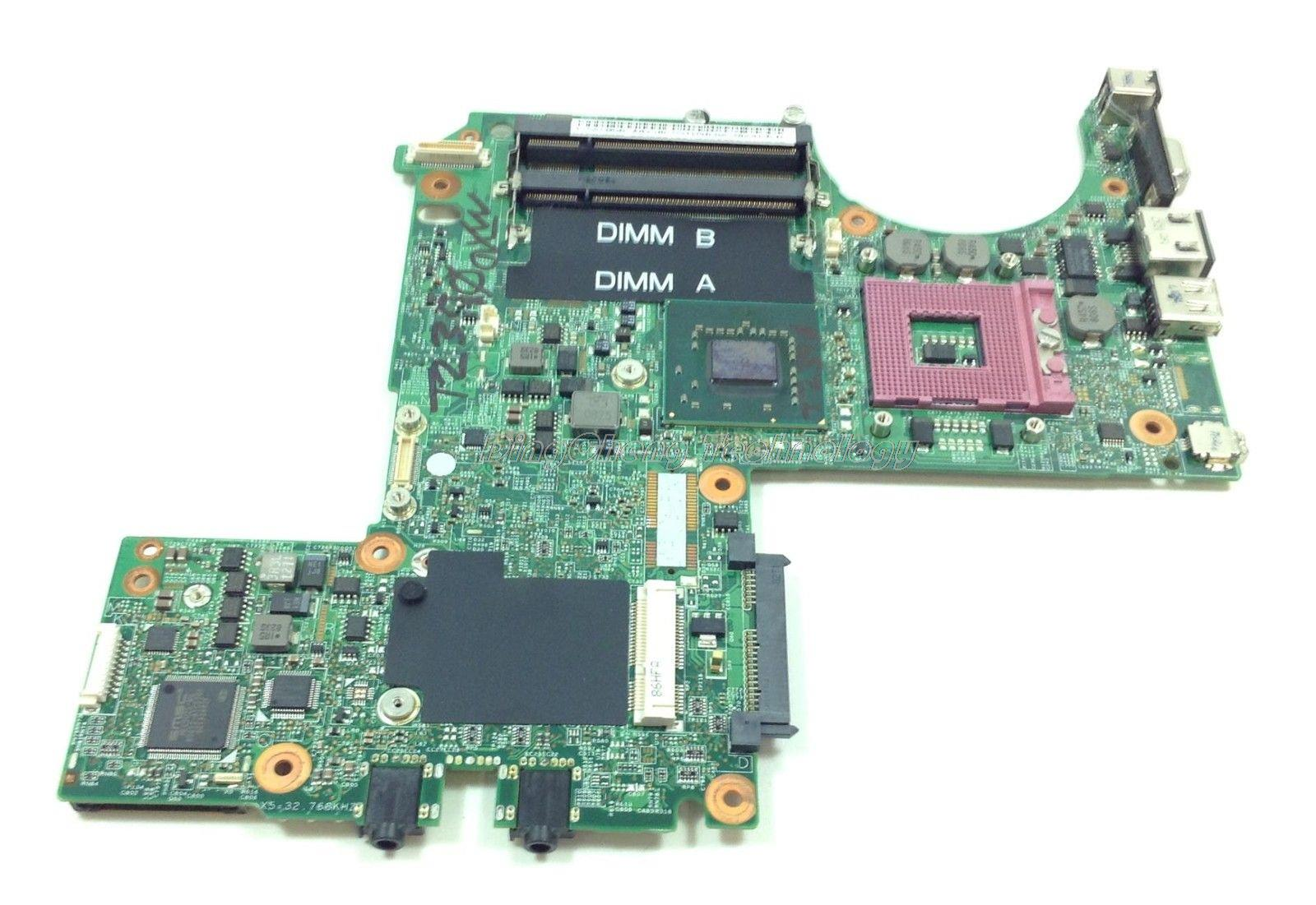laptop Motherboard/mainboard for dell M1318 0W566D CN-0W566D for intel cpu with integrated graphics card 100% tested Fully free shipping for dell e6510 laptop motherboard mainboard cn 0ncpcn al22 la 5573p non integrated fully tested good condition