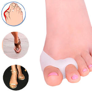 Corrector Products Foot-Care Ectropion Adjusetr Hallux 1-Pair Outer-Appliance Valgus