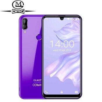 Перейти на Алиэкспресс и купить OUKITEL C16 Pro LTE смартфон с четырёхъядерным процессором MTK6761P, диагональю 5,71 дюйма, экраном капли воды, 19:9 отпечатком пальца, 2600 мАч
