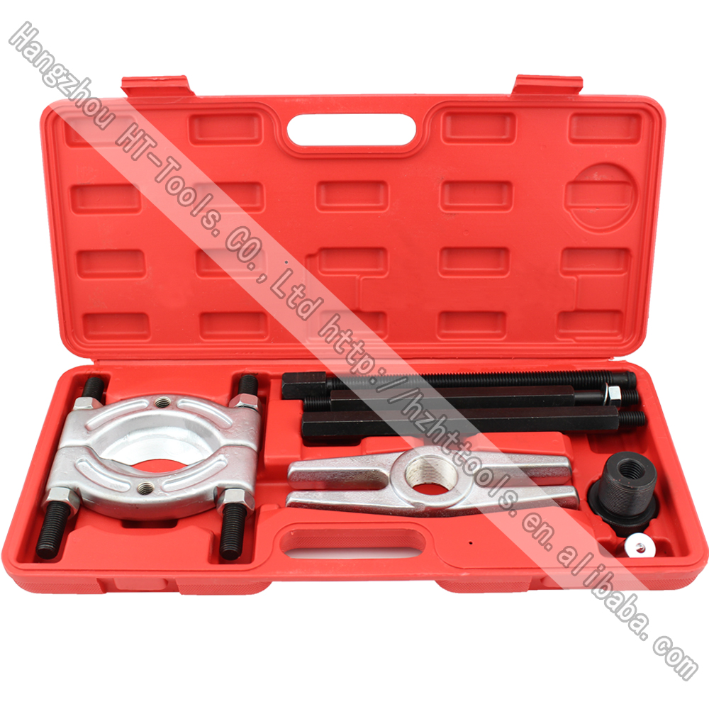 Pressure Screw Separator Puller Set Gear Puller Tool Kit Set For 75-105MM Bearing цена