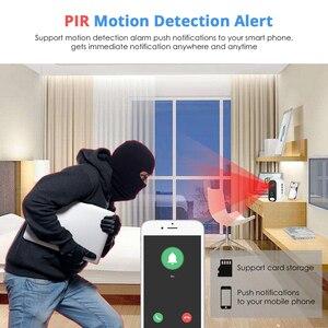 Image 4 - Hiseeu PIR 10400mA נטענת WIFI סוללה חיצוני IP מצלמה עמיד למים CCTV מלא 1080P זיהוי תנועה Microshare