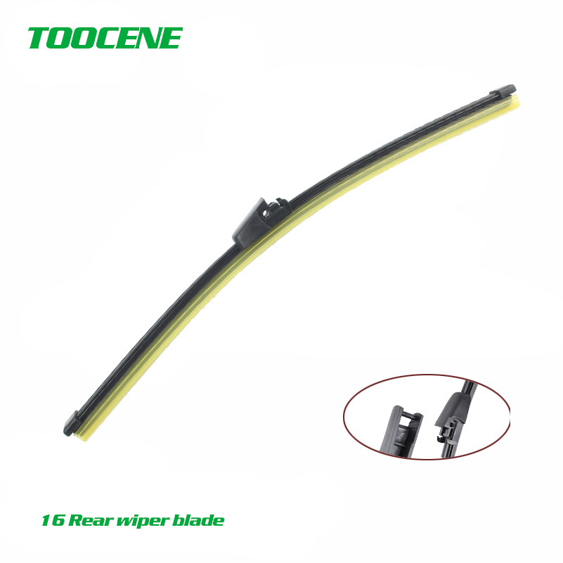 "16"" Rear Wiper Blade For Skoda Octavia 2004 2013"