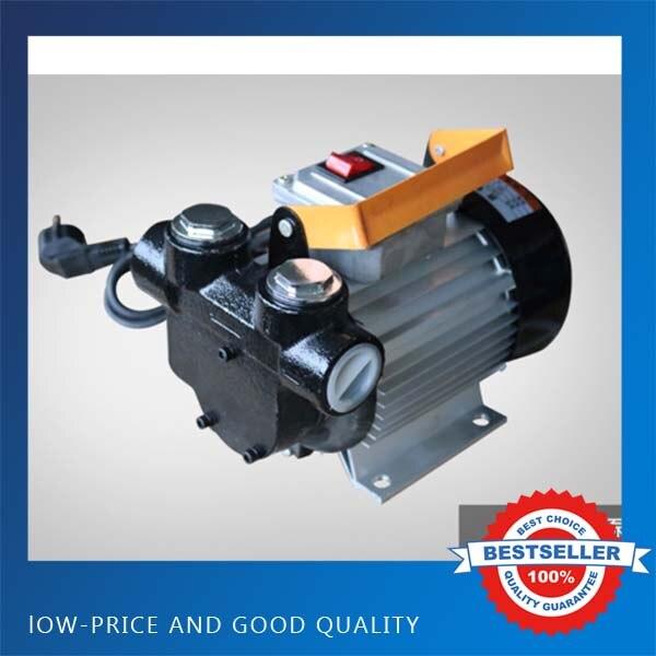 DC 24V/12V/220V Oil Pump 550W Big Flow 60~70L/min Diesel Oil Pumping Pump Electrical Oil Pump