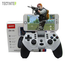 2.4G Wireless Bluetooth Controller Gamepad Joystick For PS3 Game console For Android /iOS Cellphone For Windows PC Laptop(China)